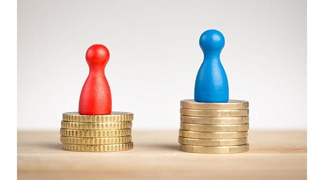 Някой познава ли жена, на която ѝ плащат по-малка заплата от тази на мъжете?