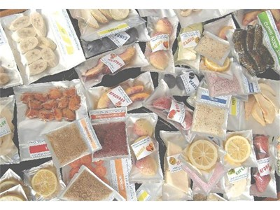 Институтът по криобиология и хранителни технологии произвежда разнообразни космически храни. СНИМКИ: ПИЕР ПЕТРОВ
