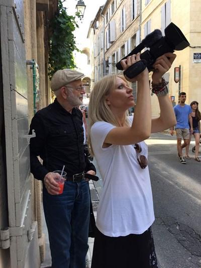 Творческият тандем Финци - Лиза Боева на снимки СНИМКИ: ЛИЧЕН АРХИВ И ДЕСИСЛАВА КУЛЕЛИЕВА