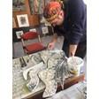 Художникът Страхил Найденов представя изкуството на мозайката в изложба