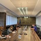 """Министър Виолета Комитова се разбра с директора на """"Автомагистрали"""" Стоян Беличев в края на работния ден миналия вторник."""