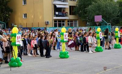 973-а педагози се тестват преди да влязат в класните стаи СНИМКА: Община Велико Търново