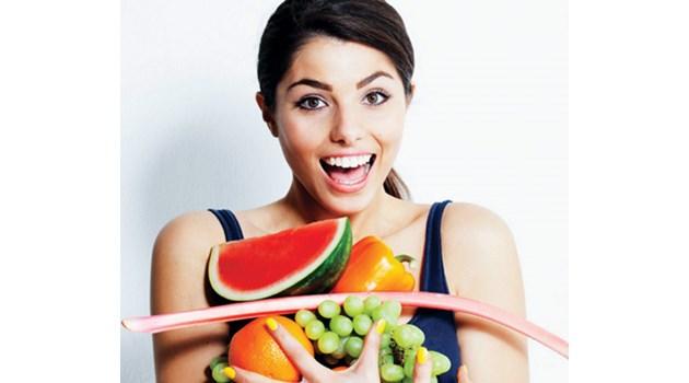 60-80% от храната трябва да е сурова