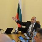 С караница започна заседанието на Министерския съвет премиерът Бойко Борисов СНИМКИ: Йордан Симеонов