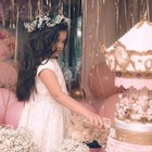 Николета и Валери с приказно тържество за рождения ден на дъщеря си (Видео)