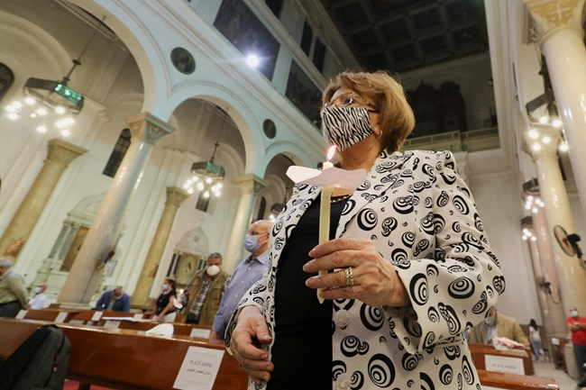 Православните християни празнуват втори Великден в условията на пандемия