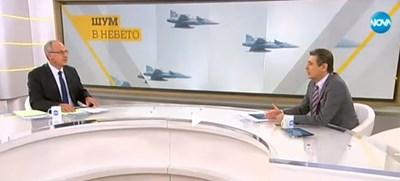 """Антон Тодоров и Виктор Николаев в студиото на """"Нова"""""""