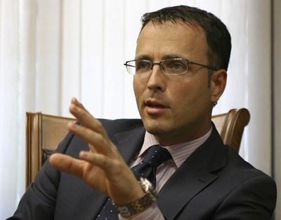 Стоян Мавродиев СНИМКА: Архив