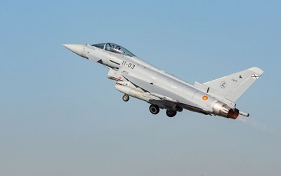 Снимка: eurofighter.com