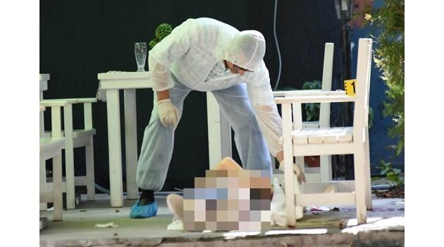 """Мъжът, разстрелял публично жена си в """"Лагера"""", с рак на простата"""