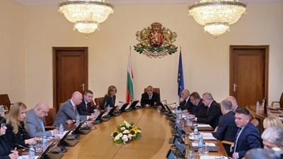 Кабинетът увеличи на 797 млн. лв. финансирането за пътя Ботевград - Видин. СНИМКА: Йордан Симeонов