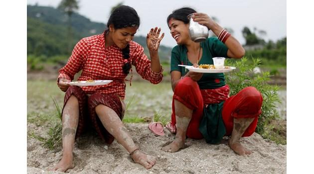 Националния ден на ориза в Непал