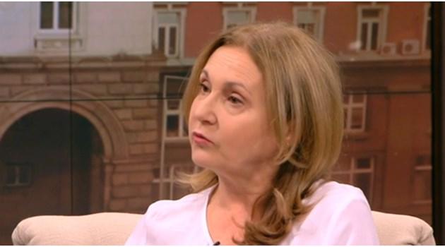 Румяна Бъчварова: Няма да съм вътрешен министър