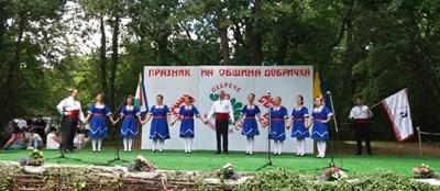 Преподаватели от ТУ-Варна участваха във фолклорния събор в Дебрене