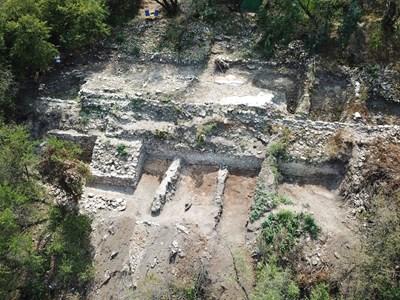 Крепостта Ряховец край Горна Оряховица