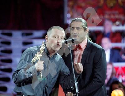 Филип Аврамов и Валери Йорданов; Снимки: Йордан Симеонов СНИМКА: 24 часа