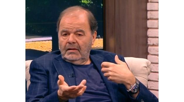 Красимир Стойчев: Днешните богати са много по-богати