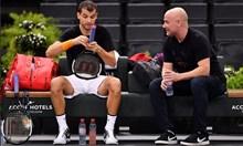 Треньорът на Григор: Агаси ще му помага за психиката