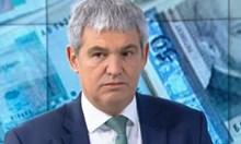 Пламен Димитров: 70% от българите получават заплата под 1200 лева