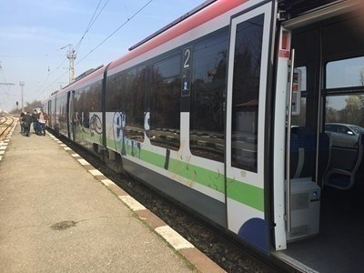 Уникален локомотив потегля днес от София