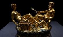 Робърт Манг открадна златната Салиера, за да изнудва цяла Австрия