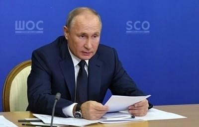 Руският президент Владимир Путин СНИМКИ: Ройтерс