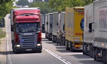 Съдят наши шофьори на конвейер в Бриндизи
