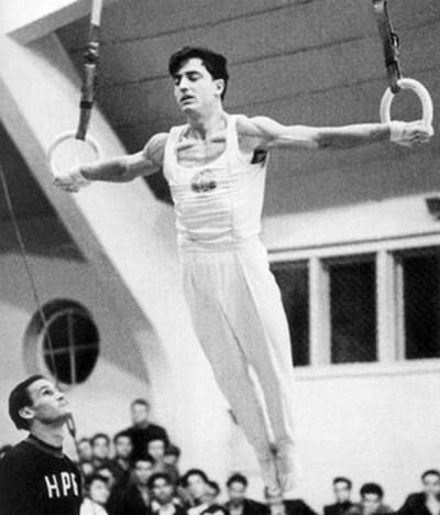 Велик Капсъзов СНИМКА: Български олимпийски комитет