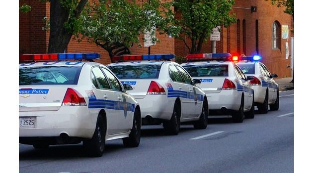 Кола се вряза в пешеходци в Москва, 1 загина, 9 са ранени
