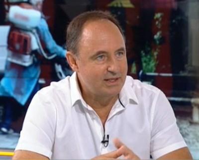Заместник - министърът на земеделието Янко Иванов КАДЪР: БНТ