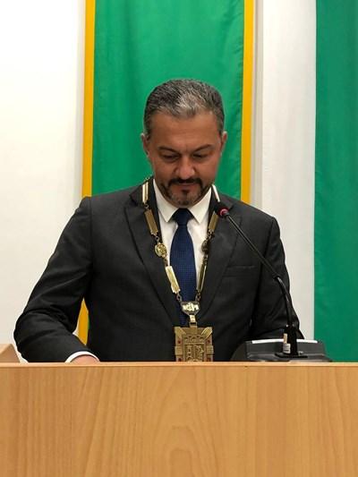 Кметът на Севлиево д-р Иван Иванов встъпи в третия си мандат