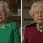"""Кралицата на Англия изнася реч в зелена рокля!  Предизвикателството """"Зелен Екран"""" /ФОТОГАЛЕРИЯ/"""
