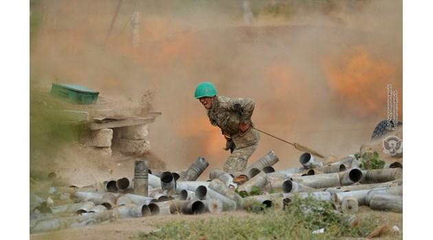 На фронта в Нагорни Карабах от първо лице: 5 разтърсващи истории