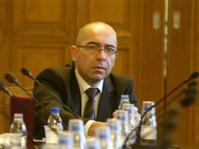 Здравният министър Стефан Константинов Снимка: Архив