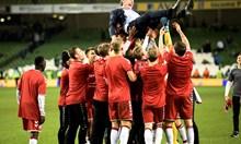 Как треньорът на Дания искаше да се откаже от футбола заради болната си внучка