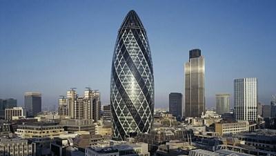Много фондове имат офиси на Лондонското сити.