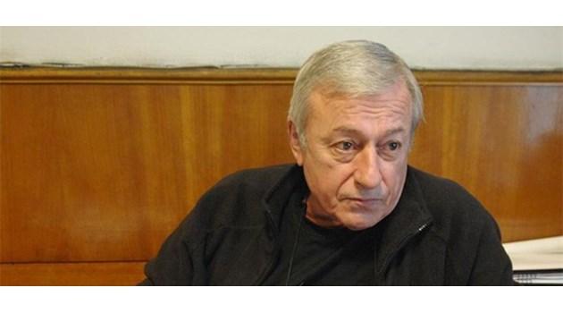 Инфаркт погуби брата на Тодор Колев