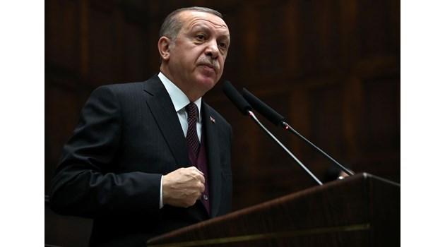 Ердоган: Ще поемем нещата в свои ръце, докато не останат никакви терористи