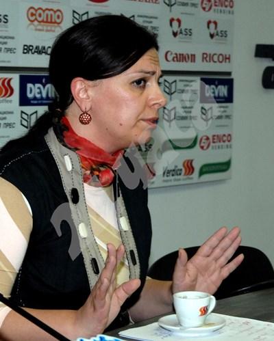 Мирослава Тодорова бе спасена от наказание.