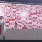 """Зам.-председателят на БСП Кирил Добрев бе гост на конференцията на столичната партийна организация """"Възраждане"""". Снимки БСП-София"""