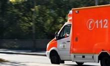 Пет линейки и два хеликоптера спасяват българи, ранени край Хамбург