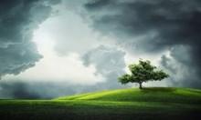 Студен фронт носи гръмотевични бури и градушки в началото на новата седмица