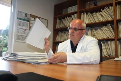 Д-р Митко Хаджиев СНИМКА: Валентин Хаджиев