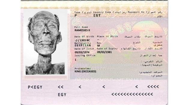 Надявам се да сте гледали парада на мумиите в Кайро, беше впечатляващ!