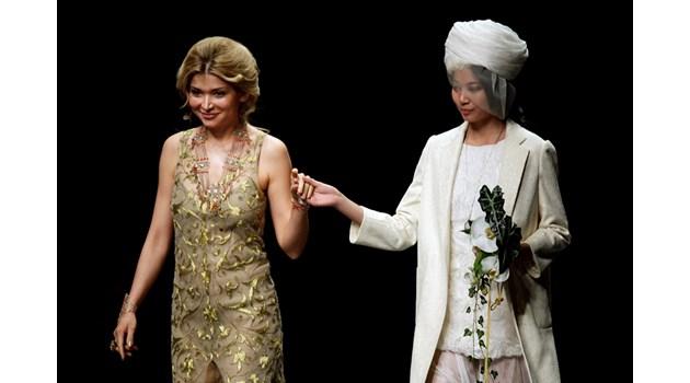 Мистерията около узбекската принцеса