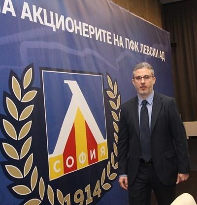 Павел Колев СНИМКА: Николай Литов