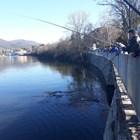 Рибарите бяха прогонени от Панчаревското езеро
