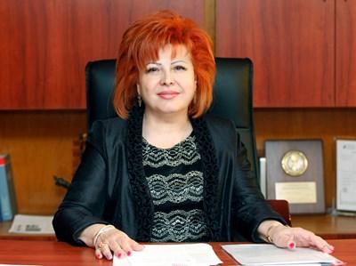 Социалистката Таня Найденова