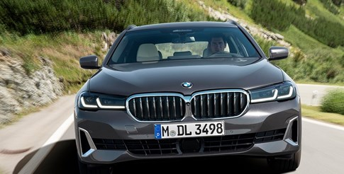 Модернизираха сериозно BMW Серия 5