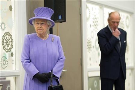 Кралица Елизабет Втора и принц Филип СНИМКИ: Ройтерс